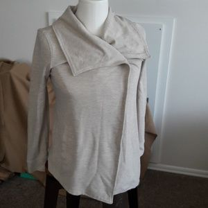 Kensie Jersey Sweater Size Small